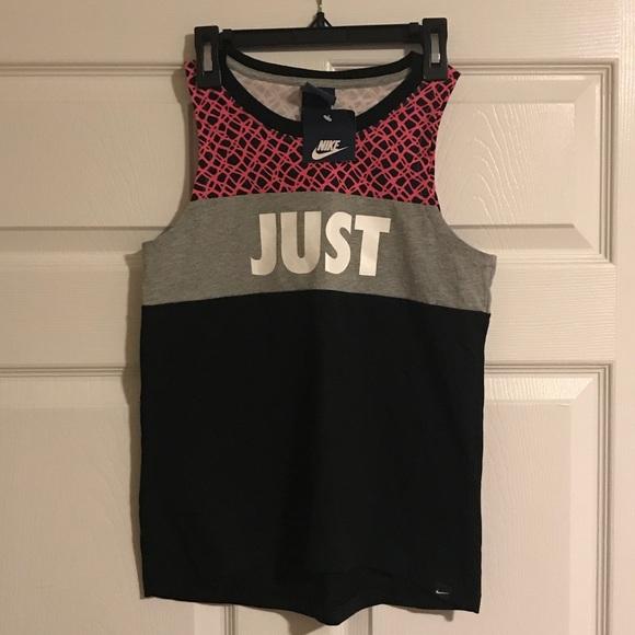 5de939cd02e20 Nike Shirts & Tops | Girls Medium Tank | Poshmark